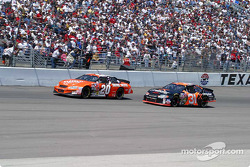 Tony Stewart and Robby Gordon