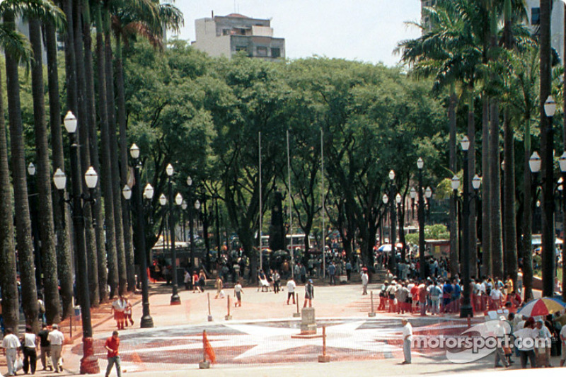 Center of Sao Paulo