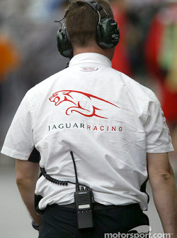 Jaguar team member
