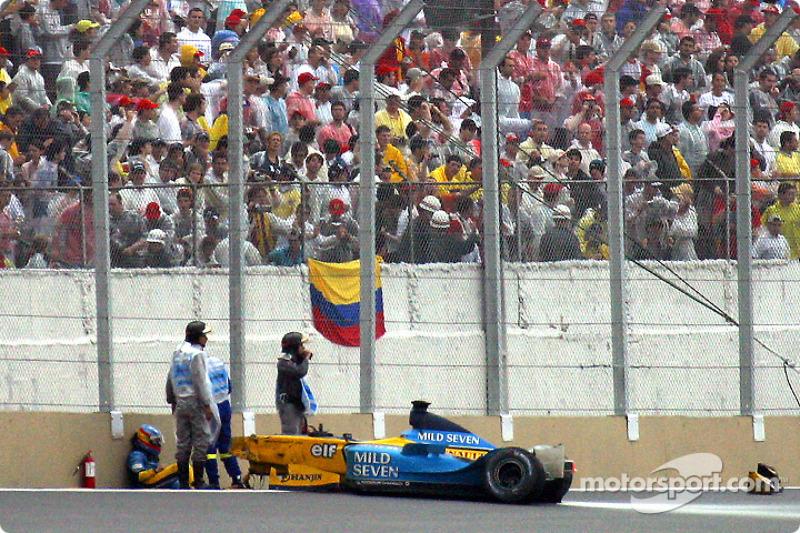 Grand Prix von Brasilien 2003 in Sao Paulo