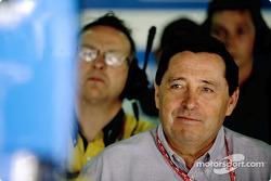 Renault F1 CEO Patrick Faure