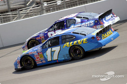 Matt Kenseth y Michael Waltrip