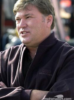 Ford Racing's Robin Pemberton