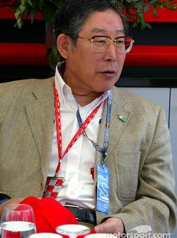 Hiroshi Okuda, Toyota Chairman