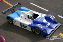 #21 Edouard Sezionale Norma M2000/2-Ford: Edouard Sezionale, Patrice Roussel