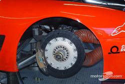 Ferrari 550 Maranello front brake