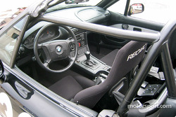 The Z3's interior