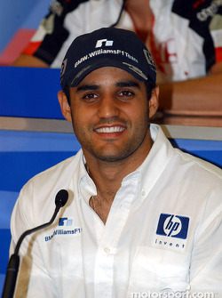 Wednesday FIA press conference: Juan Pablo Montoya