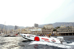 BAR Honda powerboat