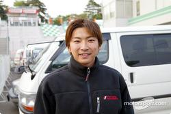Tatsuya Kataoka Tom's F3 driver