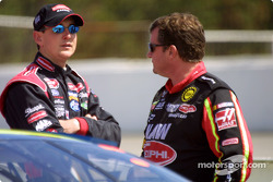 Kurt Busch and Joe Nemechek