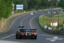 #53 Corvette Racing Gary Pratt Corvette-Chevrolet C5: Ron Fellows, Johnny O'Connell, Franck Freon