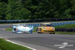 #80 G&W Motorsports BMW Picchio: Shawn Bayliff, Steve Marshall, Robert Prilika, and #23 TPC Racing Porsche GT3 Cup: Michael Schrom, Andy Lally