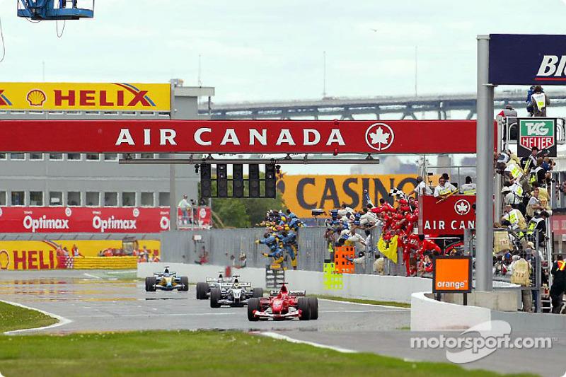 2003 Kanada GP