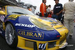 #75 Thierry Perrier Porsche 911 GT3 RS