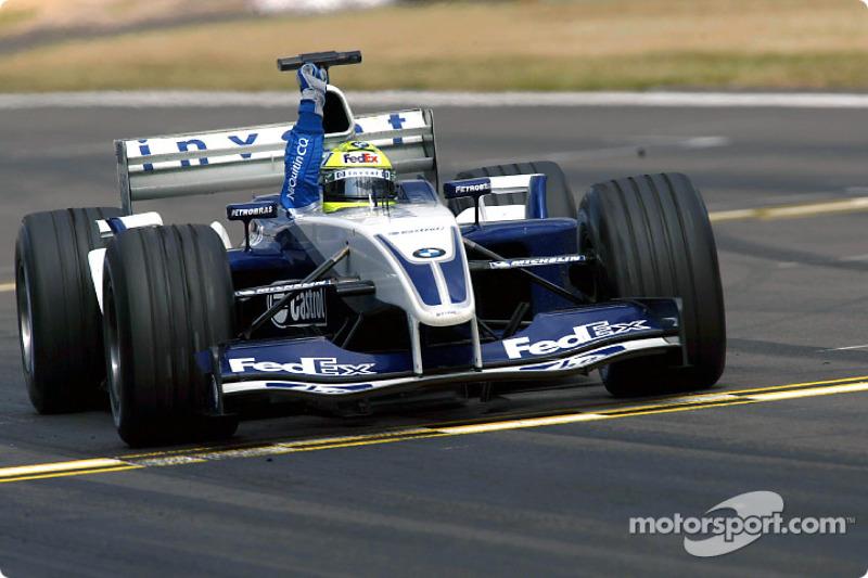 2003. Нюрбургрінг. Переможець: Ральф Шумахер, Williams-BMW
