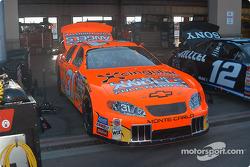 Richard Childress Racing garage area