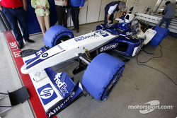 HP Williams-BMW FW24