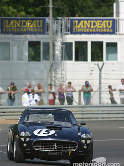 #15 Ferrari 250GT: Jean Sage