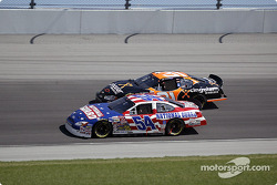 Todd Bodine and Robby Gordon