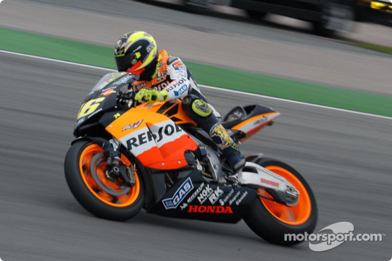 Valentino Rossi. temporada 2003