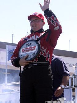 Top Fuel driver Doug Kalitta