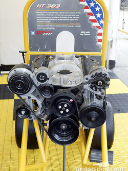 GM motor display