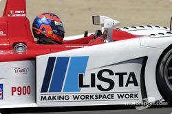 #27 Doran Lista Racing Dallara MG: Bill Auberlen, Didier Theys