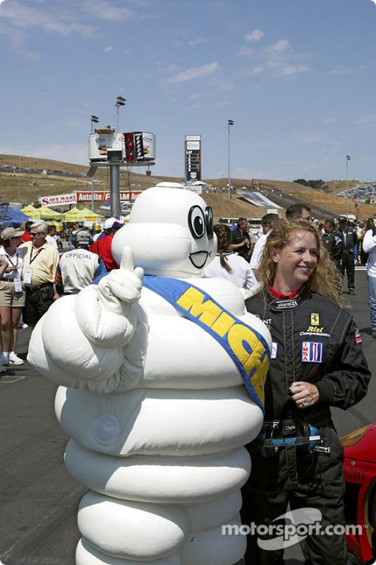 L'homme de Michelin passe