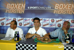 DTM vs boxing event