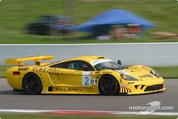 #2 Konrad Motorsport Saleen S7R: Franz Konrad, Mark Neuhaus
