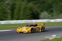 #3 Corvette Racing Chevrolet Corvette C5-R: Ron Fellows, Johnny O'Connell