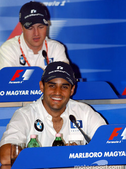 Thursday FIA press conference: Juan Pablo Montoya
