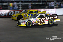 Dale Jarrett and Dave Blaney