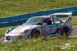 #72 1992 Porsche 911 Turbo S, owned by Richard DeMan