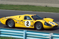 #2 1967 Ford GT40, originally driven by Mark Donohue