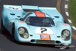 №2 Porsche 917K 1970, Крис МакАллистер