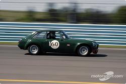 #60 1967 MGB/GT