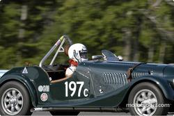 #197 1962 Morgan Plus 4 SS