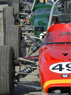 Group 2 cars