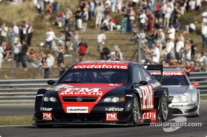 Timo Scheider, OPC Team Phoenix, Opel Astra V8 Coupé 2003