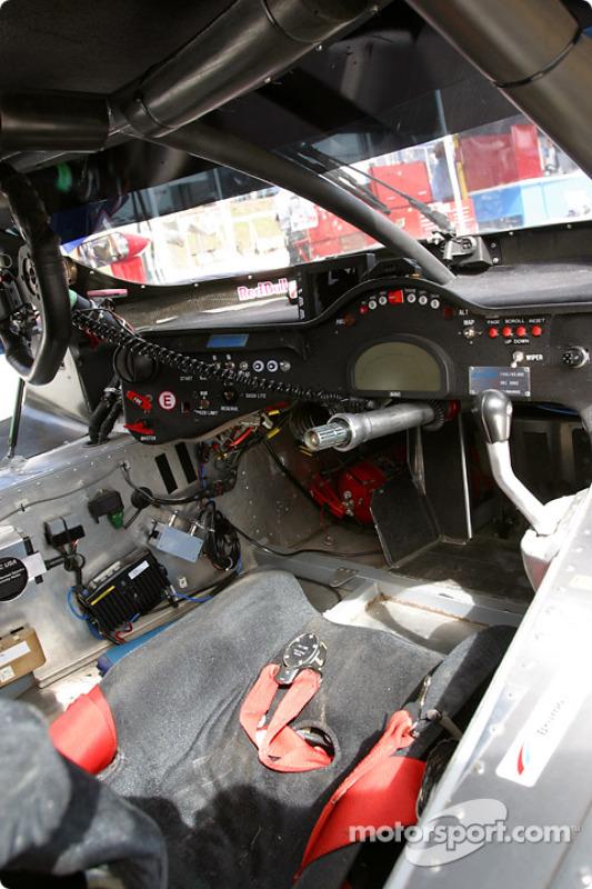 Cockpit de Porsche Fabcar