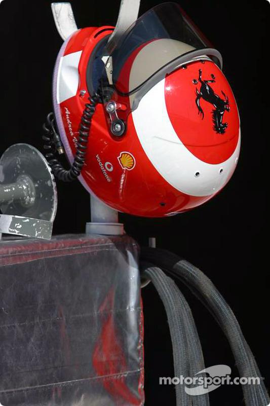 Casques Ferrari