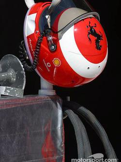 Ferrari helmets
