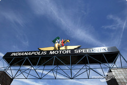 Welcome to Indianapolis Motor Speedway