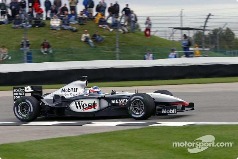 2003 : Kimi Räikkönen, McLaren MP4-17D