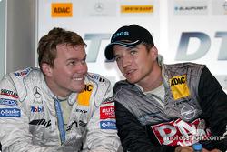 Marcel Fassler and Timo Scheider
