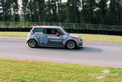 #99 Sterling Motorsports Mini Cooper S: Brian Smith, Spencer Geswein