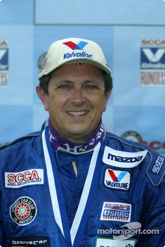 John Mirro, vainqueur