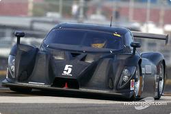 #5 Essex Racing Ford Multimatic: Joe Pruskowski, Justin Pruskowski